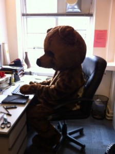 Neville is in the office, ready to take your calls.